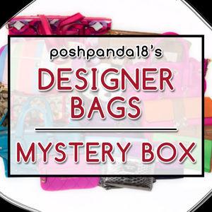 Designer Bag  Mystery Box - EUC to NWT